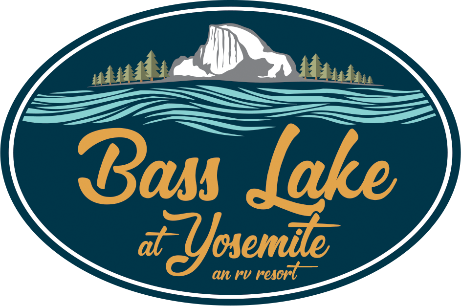 Bass Lake at Yosemite